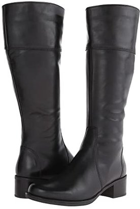 La Canadienne Passion (Black Leather) Women's Waterproof Boots