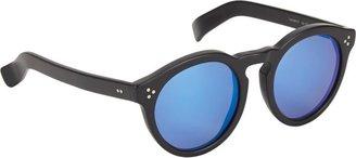 Illesteva Leonard II Sunglasses-Colorless