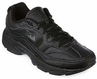 Fila Memory Workshift Mens Slip-Resistant Work Shoes