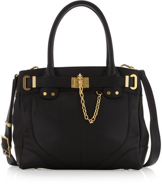 Rachel Zoe Zoe Small Tote Bag, Black