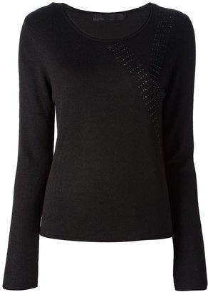 Karl Lagerfeld round neck sweater