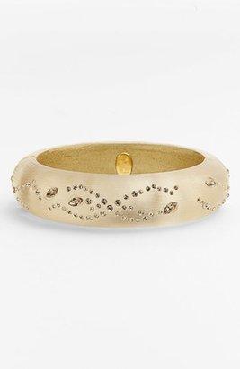 Alexis Bittar 'Lucite® - Dust' Medium Hinged Bracelet (Nordstrom Exclusive)