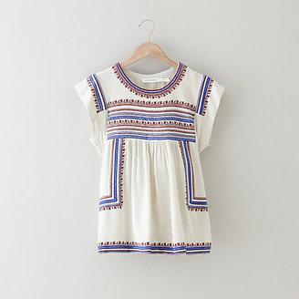 Etoile Isabel Marant dumas embroidery top