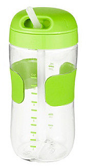 OXO TOT Green 11-oz. Straw Cup