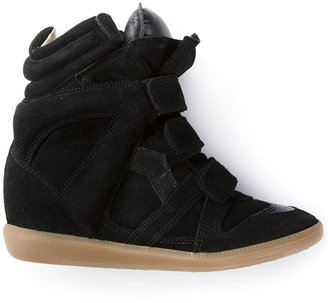 Isabel Marant 'Beckett' hi-top sneakers