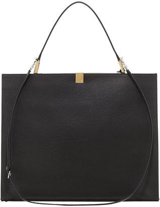 Balenciaga Le Dix Cabas Tote Bag, Black