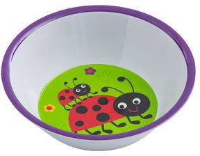 Vue Kids Cereal Bowl - Ladybug