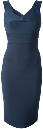 Roland Mouret 'Ermelo' fitted dress