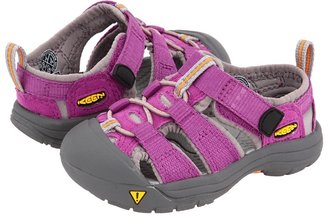 Keen Kids - Newport H2 (Infant/Toddler) (Striking Purple) - Footwear