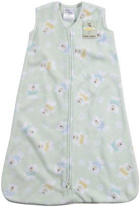 Halo SleepSack Wearable Blanket Microfleece -Sage-Small