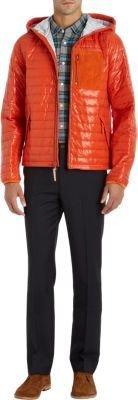 Shipley & Halmos Hooded Puffer Jacket