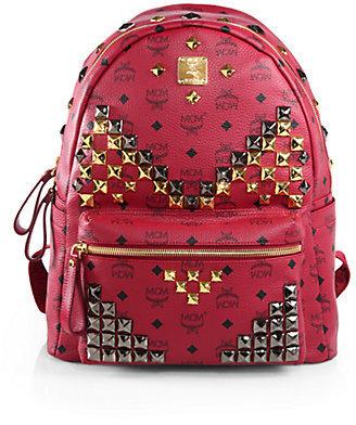 """MCM Stark """"M Stud"""" Backpack"""