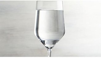 Crate & Barrel Tour Water Goblet