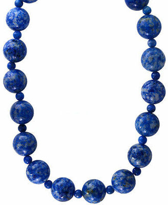 Effy 14K Yellow Gold Lapis Lazuli Necklace