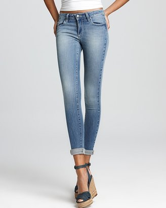 Paige Jeans - Verdugo Ultra Skinny Jeans in Happy Wash