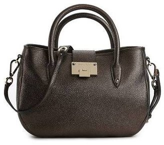 Jimmy Choo Rania Small Leather Satchel