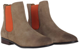 Dolce Vita Coraline Ankle Bootie Taupe
