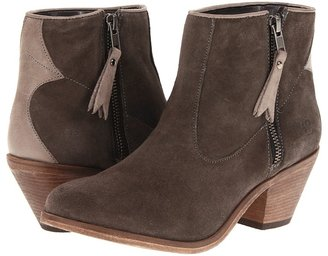 Gabriella Rocha Pazzy (Gray Suede) - Footwear