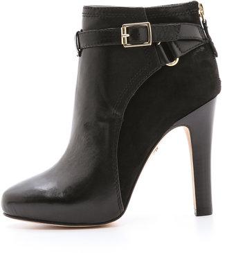 Diane von Furstenberg Charise High Heel Booties