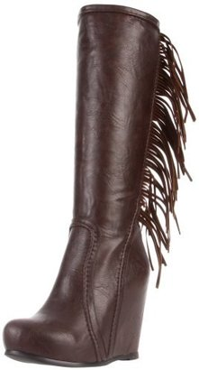Luichiny Women's Top That Knee-High Boot