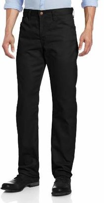 Dickies Men's Slim Straight-Fit Lightweight Five-Pocket Twill Pant