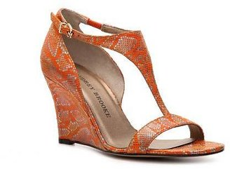 Audrey Brooke Trisha Wedge Sandal