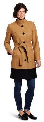 AK Anne Klein Women's Paula Coat