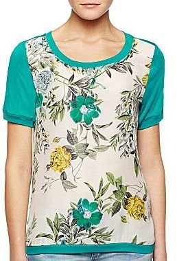 Mng by Mango® Floral-Print Top
