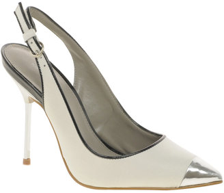Kurt Geiger Brandi Pointed Slingback Shoes
