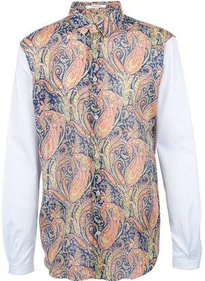 Carven paisley print shirt