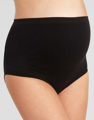 Emma Jane Seamfree Overbump Maternity Brief