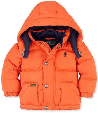 Ralph Lauren Jacket, Baby Boys Hooded Jacket
