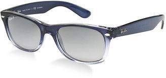 Ray-Ban Sunglasses, RB2132 52 WAYFARER