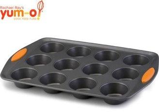 Rachael Ray 12-c. Nonstick Oven Lovin' Muffin Pan