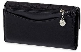 Lulu by Guinness® Dotted Line Medium Wallet