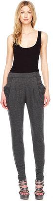 Michael Kors Pleated Pull-On Pants