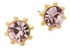 Kate Spade Flying Colours Purple Stud Earrings