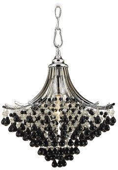 AF Lighting Chrome Spellbound Mini-chandelier