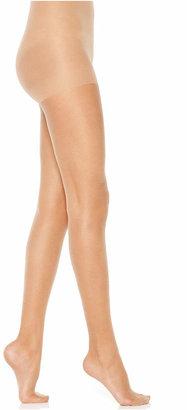 Hanes Women Silk Reflections Plus Control Top Silky Sheers 00P16