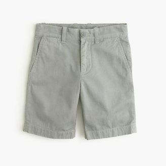 Boys' Stanton short in garment-dyed chino $39.50 thestylecure.com