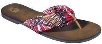 Mossimo Women's Lorelai Flip Flop - Pink