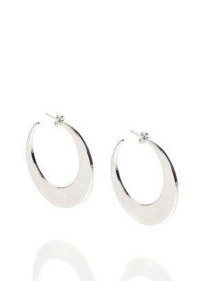 Rebecca Minkoff Flat Hoop Earring