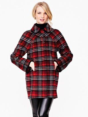 South Tartan Coat