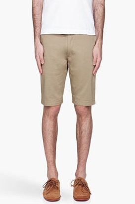 Diesel Beige Chi-Tight-Sho Shorts