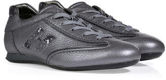 Hogan Sneakers in Catrame Nicotina
