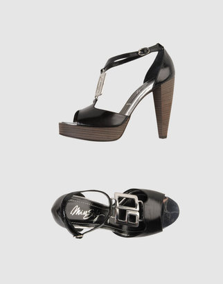 Miss Sixty High-heeled sandals