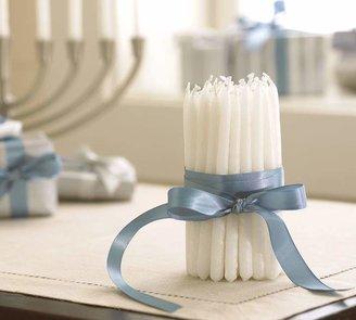 Pottery Barn Menorah Mini Taper Candles