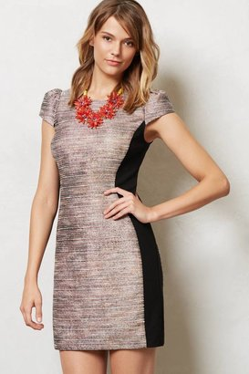 Anthropologie Grisaille Hourglass Dress