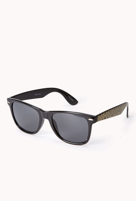Forever 21 F0358 Wayfarer Frame Sunglasses