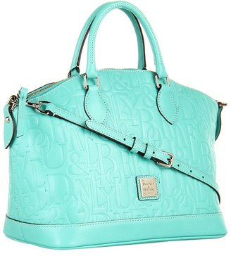 Dooney & Bourke DB Retro 3.1 Domed Satchel (Mint) - Bags and Luggage